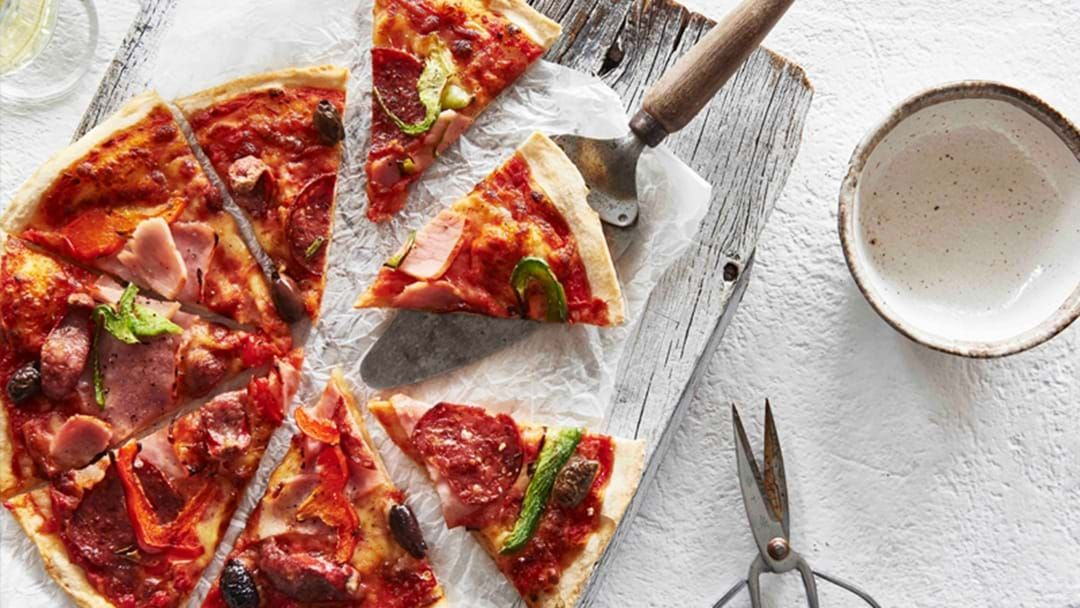Article heading image for A Brand New Italian Joint Is Opening In Sydney And They Are Giving Away Free Pizzas