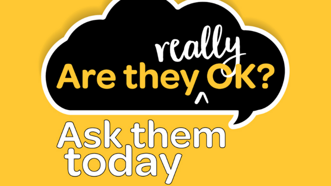 """Article heading image for Today Is R U OK? Day - Here Are Some Simple Ways You Can Ask A Mate """"R U OK?"""""""