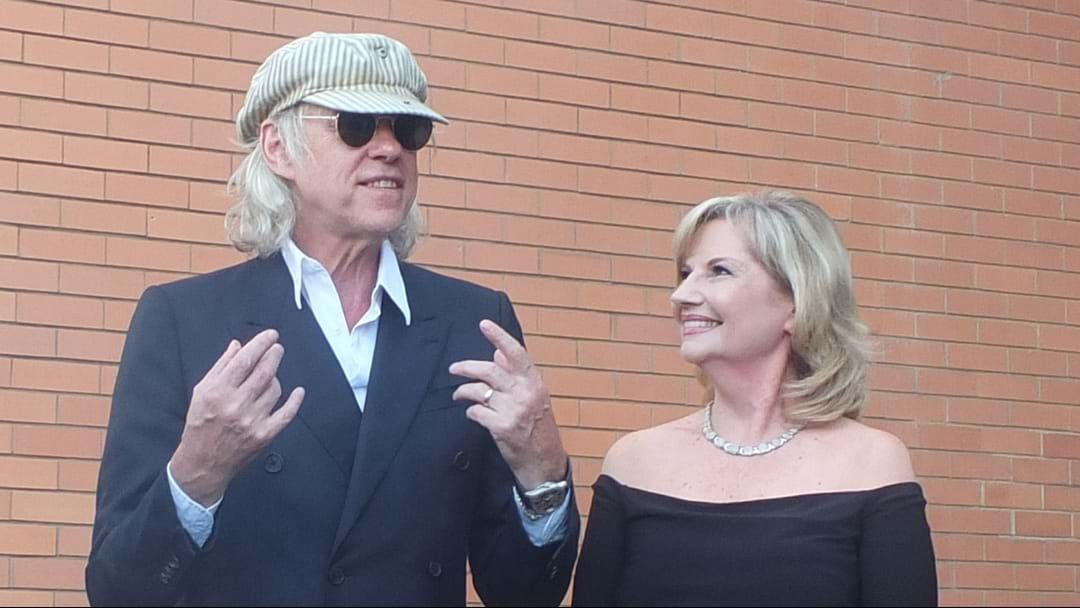 Article heading image for Sir Bob Geldof Visits Shepparton