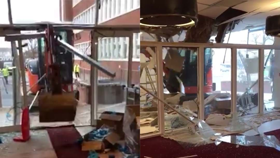 Article heading image for Plot Twist! The Bloke Who Smashed Up A Hotel Foyer Because He Hadn't Been Paid HAD Actually Been Paid