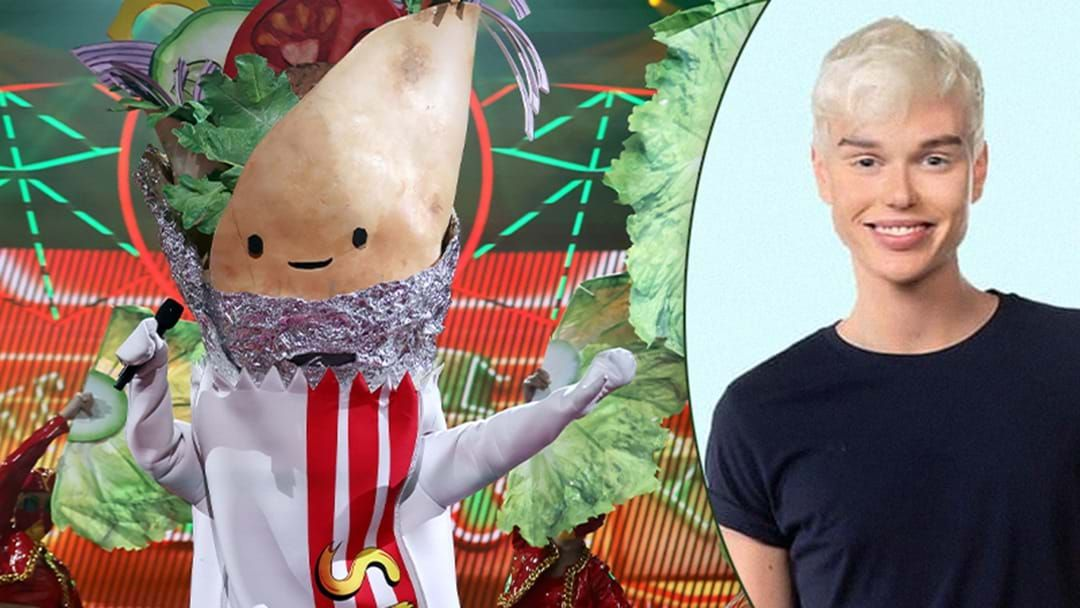 Article heading image for Jack Vidgen Reflects On Being The Most Adorable Kebab Around