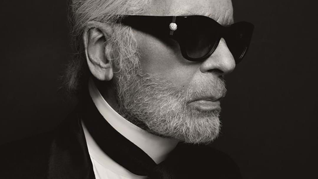Article heading image for Fashion Icon Karl Lagerfeld Has Died Aged 85