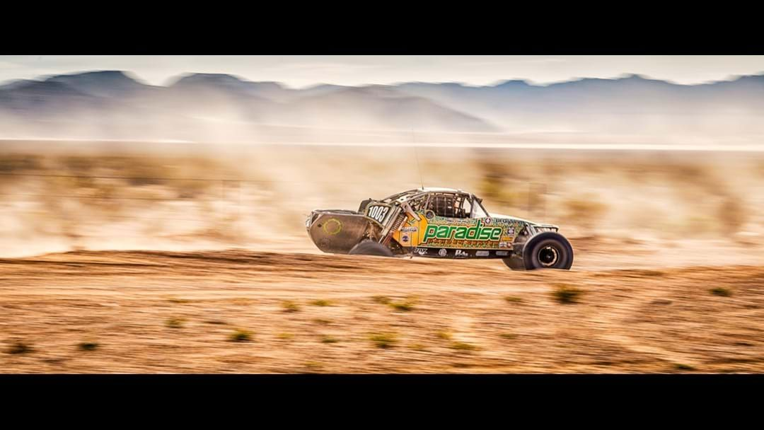 Article heading image for Desert Race Brings Stacks to the Goldfields