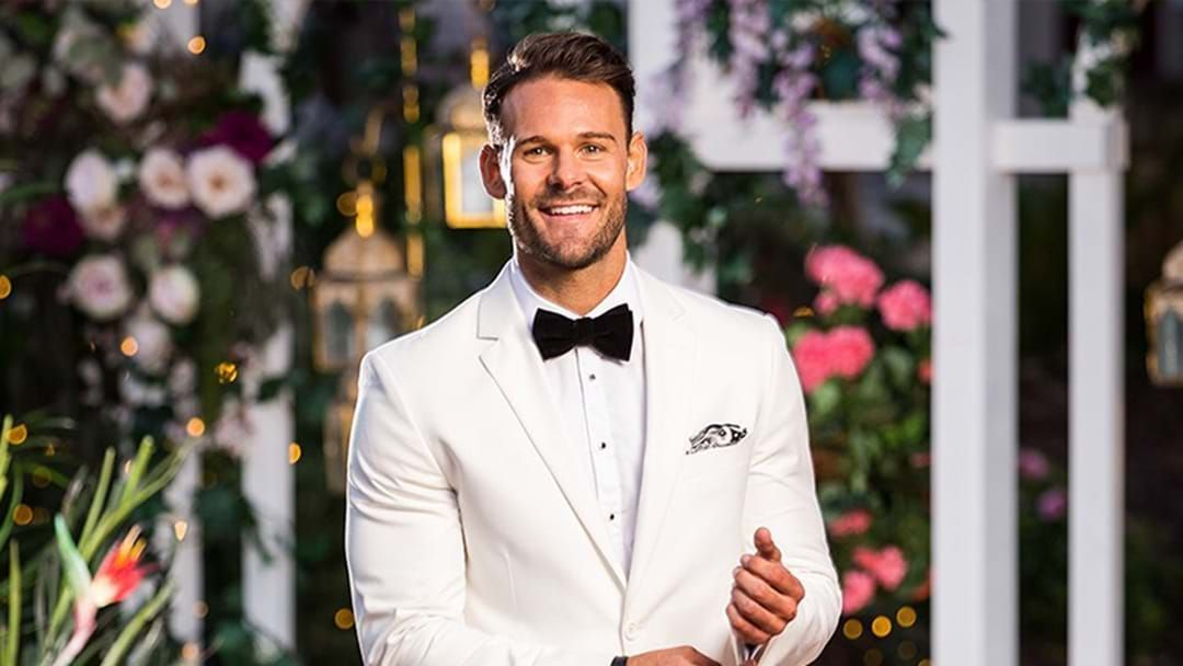 Article heading image for Bachelorette Angie Confirms Carlin's Divorce Has Been Finalised