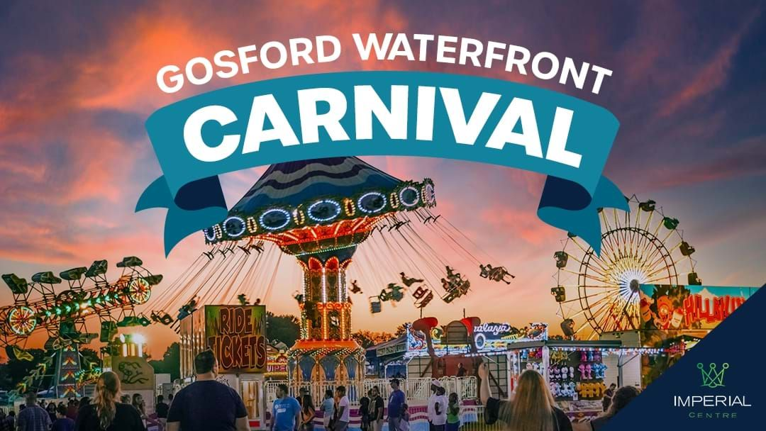 Article heading image for The Gosford Waterfront Carnival is BACK!