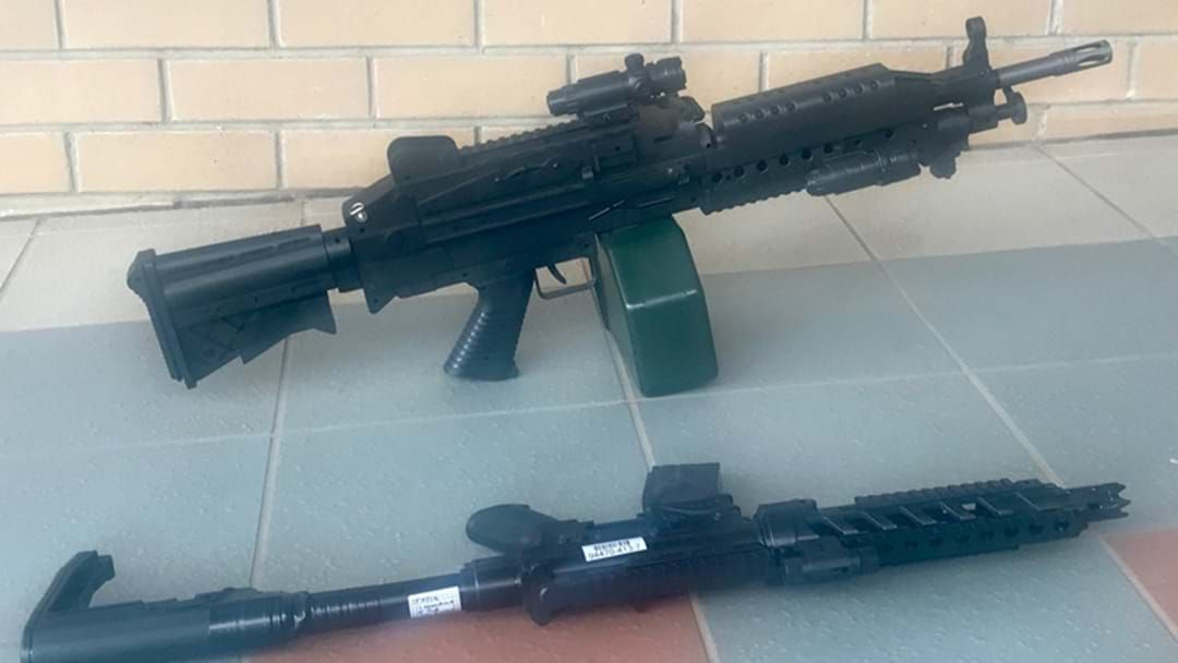 Article heading image for MESSAGE from Toowoomba Police: GEL BLASTER GUNS are NOT TOYS!