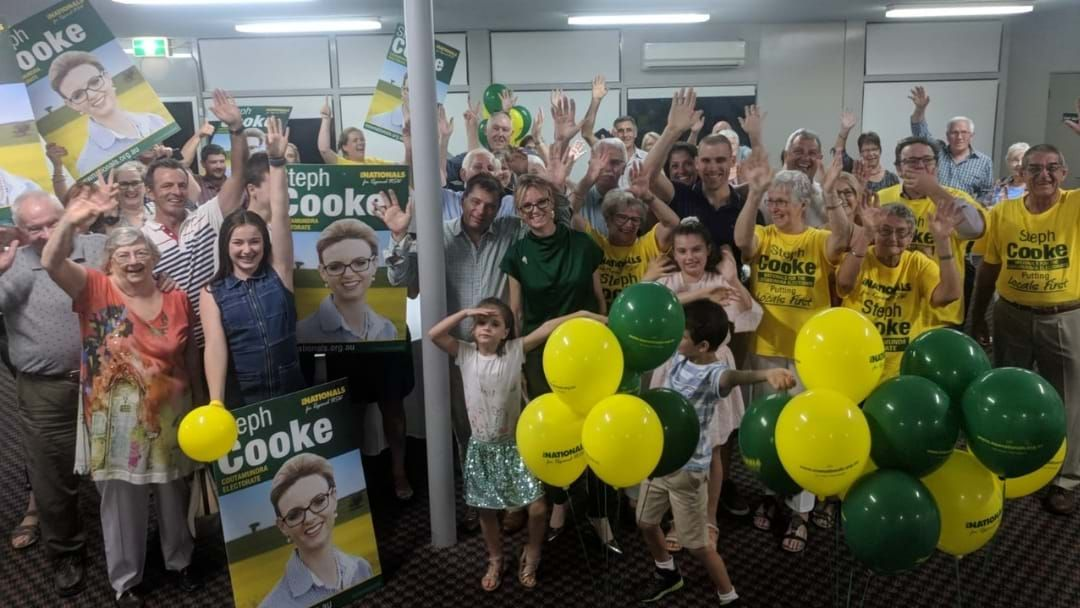 Article heading image for Member For Cootamundra Steph Cooke Retains Seat At The 2019 NSW Election