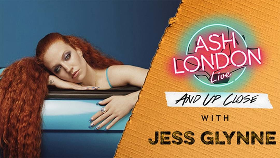 Article heading image for See Jess Glynne Get Awkward When We Tell Her She Needs A 'Rashie'