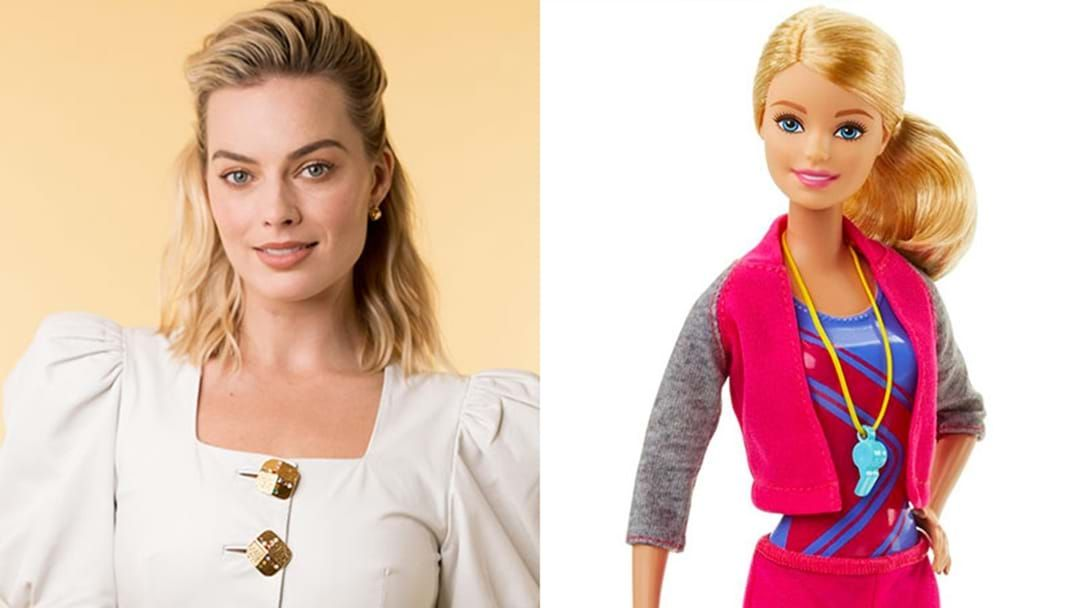 Article heading image for Margot Robbie Cast As Barbie In New Live-Action Movie