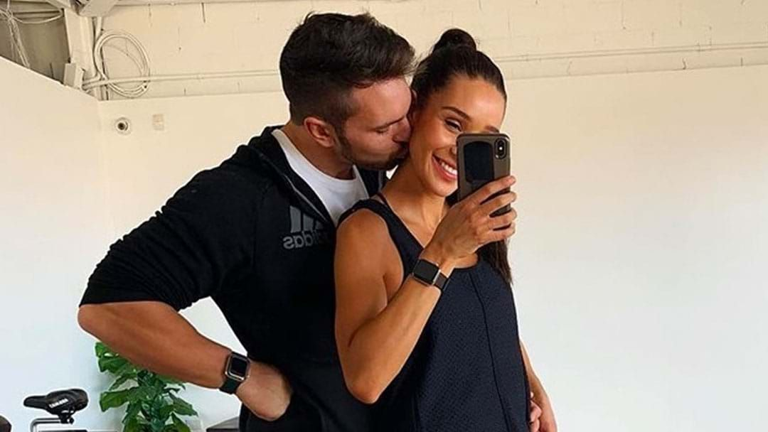 Article heading image for Fitness Queen Kayla Itsens Has Shared Her First Post-Pregnancy Photo