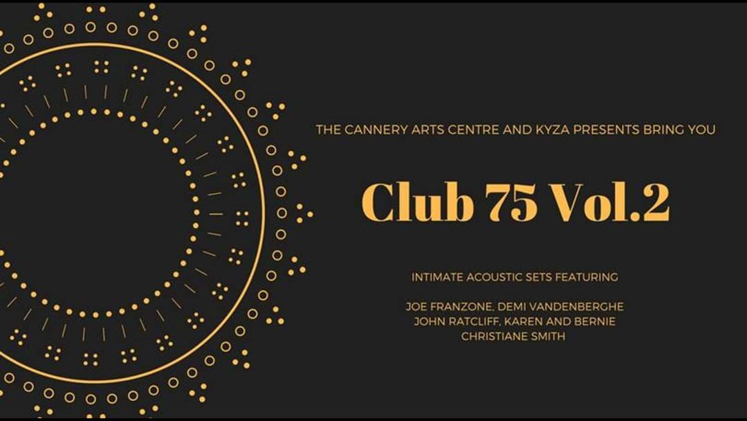Article heading image for Club 75 Volume Two