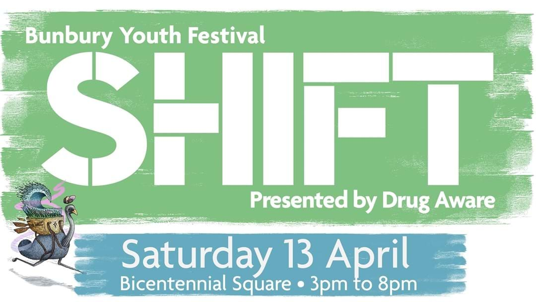Article heading image for Shift Festival presented by Drug Aware