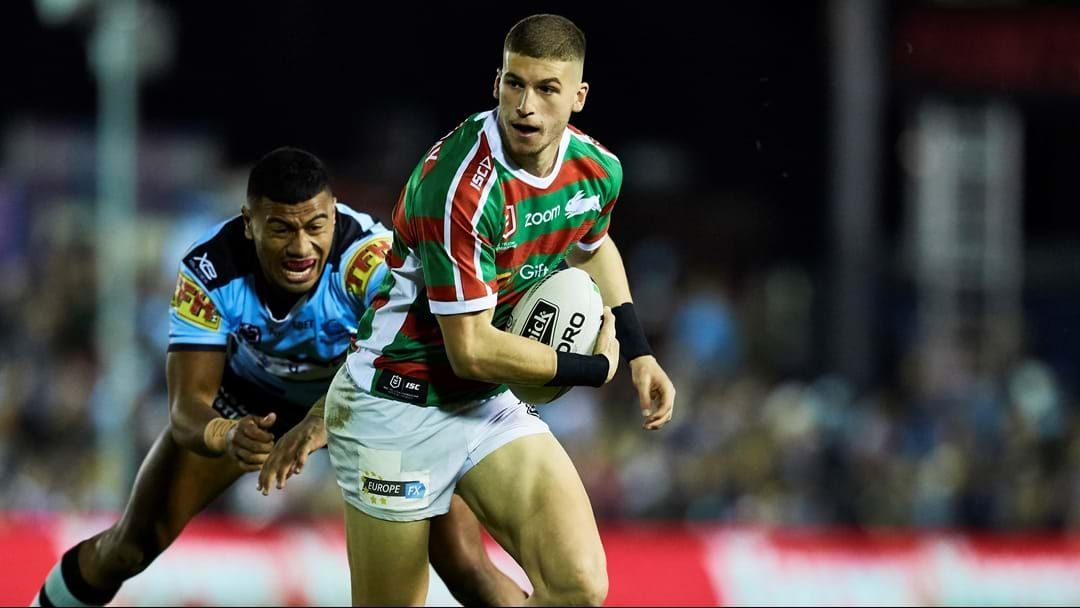 Article heading image for PLAYER MOVEMENT: Souths Young Gun Adam Doueihi Looking West