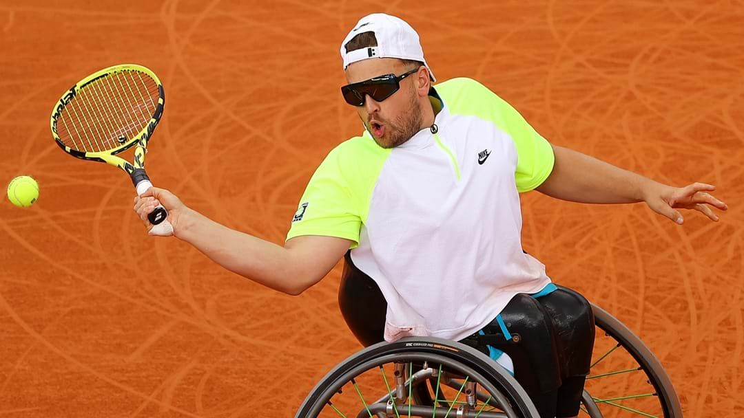Article heading image for AUS OPEN: Dylan Alcott On Whether Competitors Can Train In Lockdown