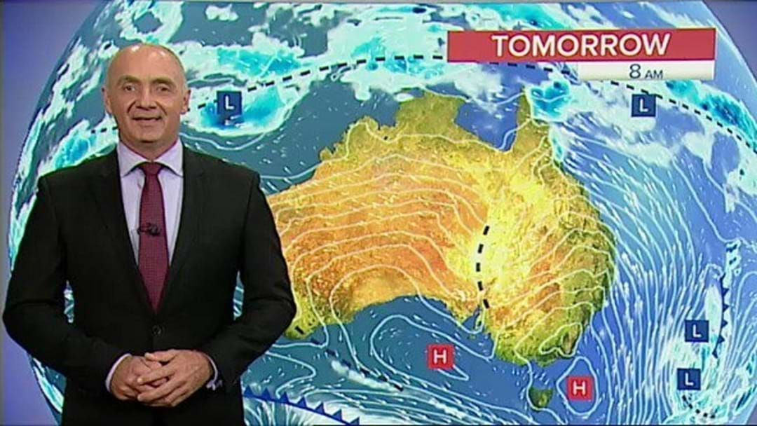 Article heading image for Garry Youngberry Explains Exactly What This La Nina Means For QLD