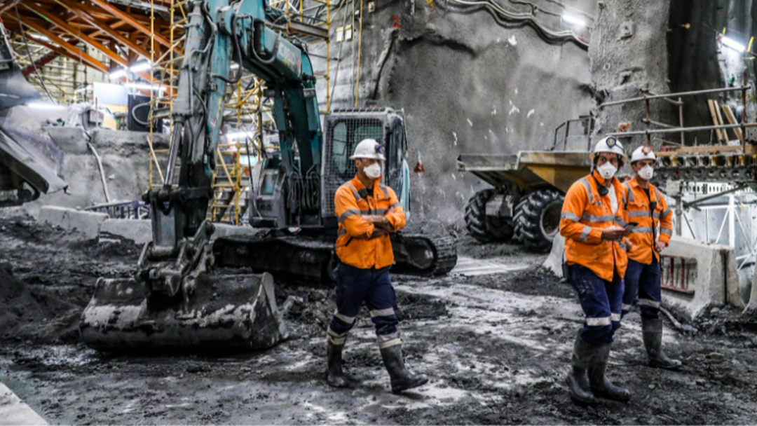 Article heading image for CFMMEU Fined $85,000 After Delaying Metro Tunnel Project