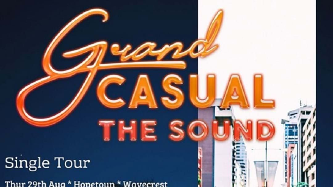 Article heading image for Local Esperance band GRAND CASUAL release second SINGLE