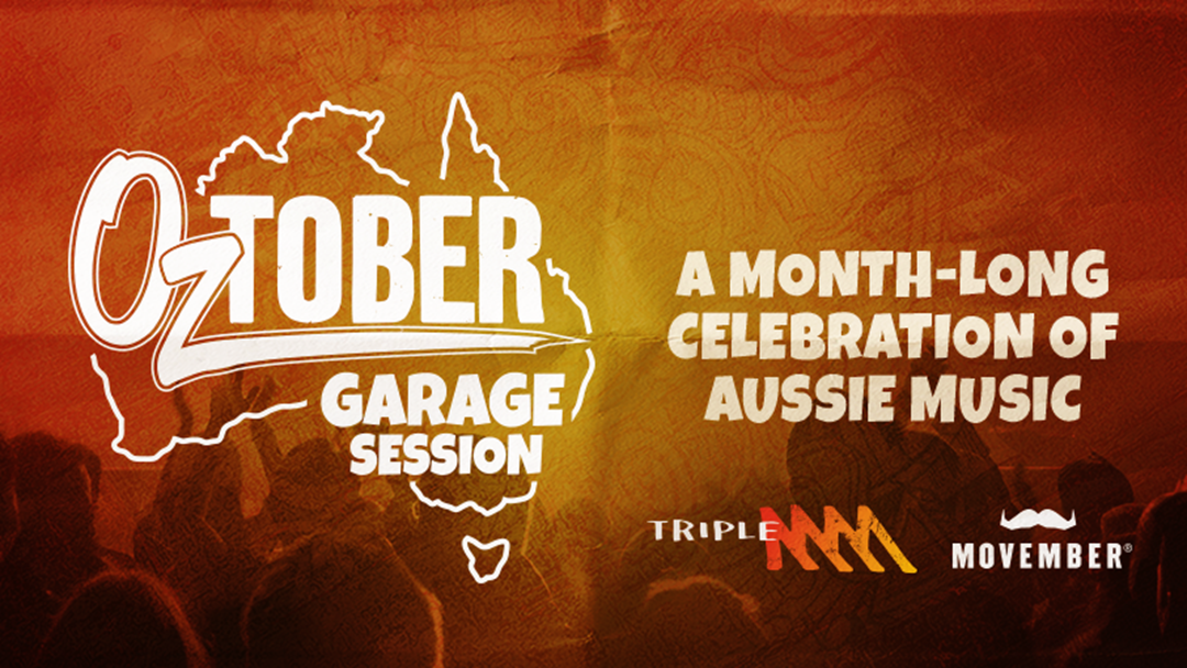 Competition heading image for Win Your Exclusive Invite To Triple M's Oztober Garage Session With Kingswood and Eskimo Joe