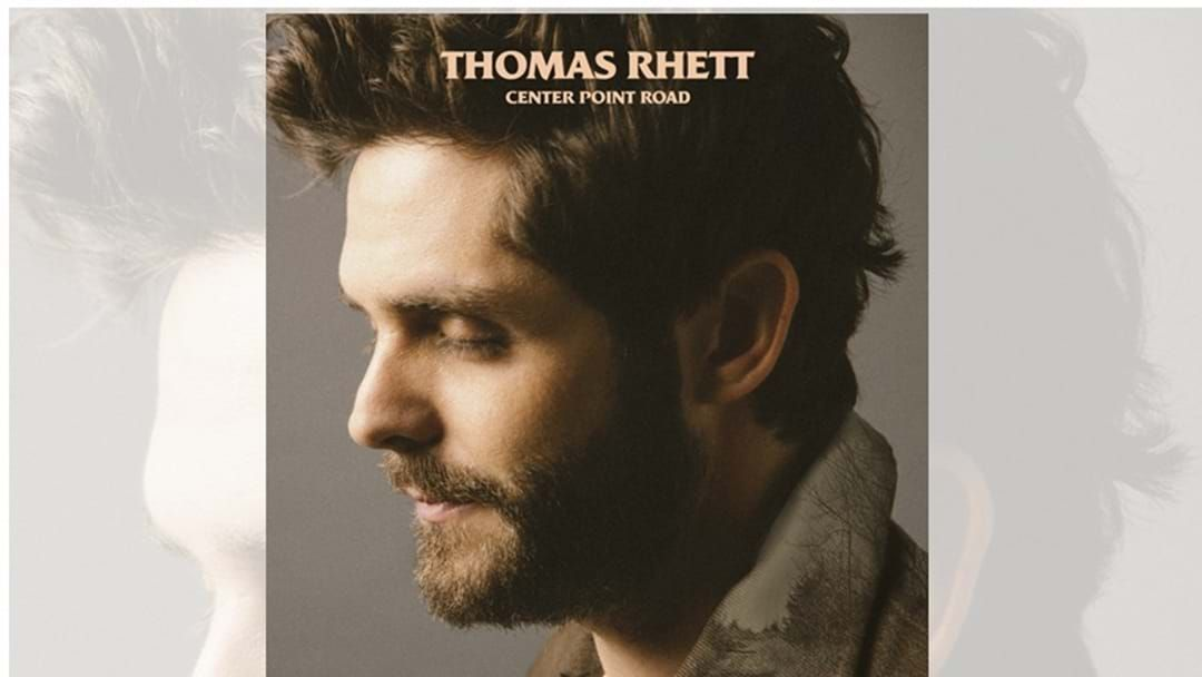 "Article heading image for Thomas Rhett ""Ups the Ante"" with New ""Center Point Road"" Album – OUT NOW"