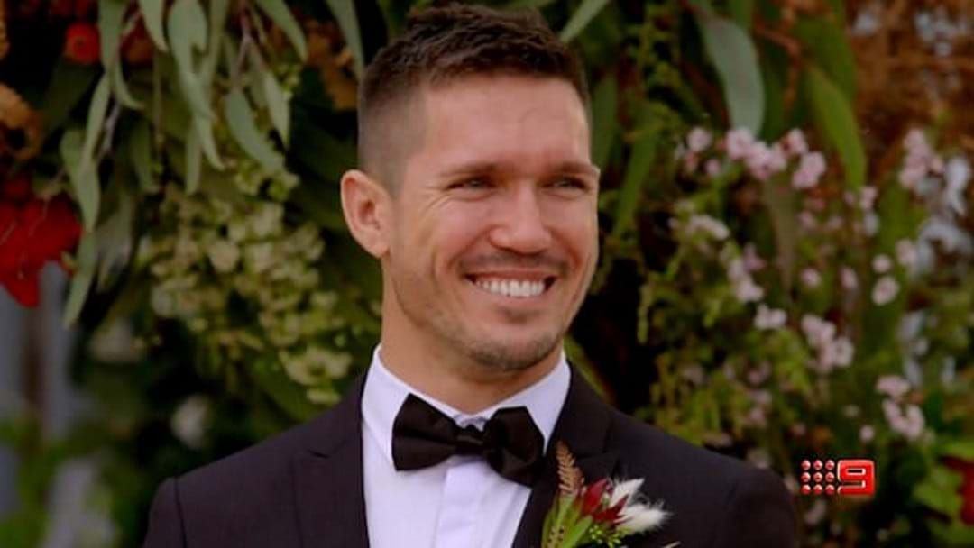 Article heading image for A North Queensland Muso Is On MAFS Tonight And Please Don't Be A Douche