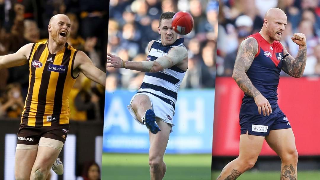 Article heading image for AFL Induct Six New Life Members