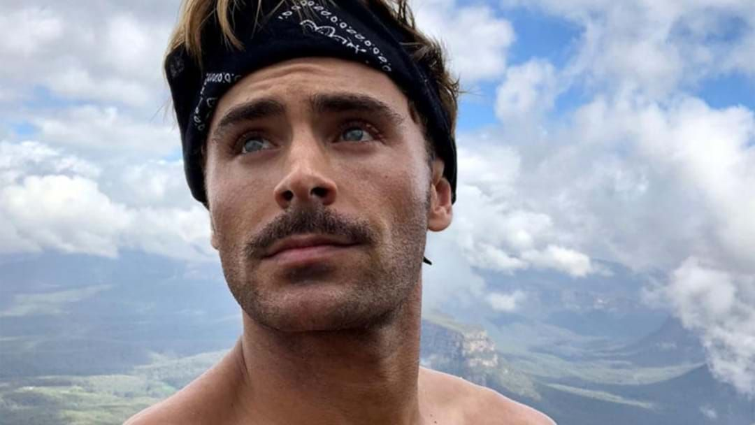 Article heading image for Everyone's Saying Zac Efron Has Moved To Sydney Permanently