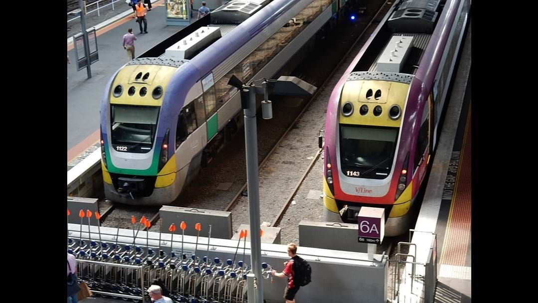 Article heading image for Extra carriages to ease strain on V/Line services
