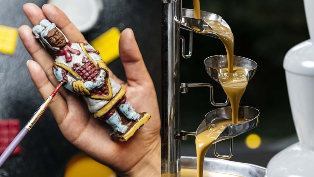 Article heading image for There Is A Terracotta Warriors High Tea In Melbourne With Multi-Coloured Chocolate Fountains
