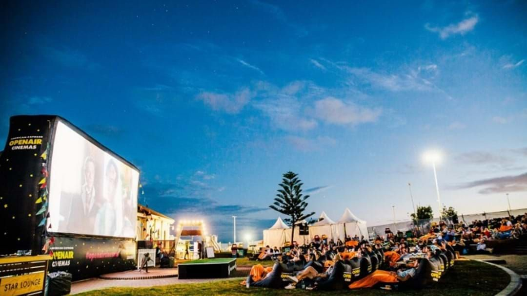 Article heading image for The Goldy's Getting A New Openair Cinema!