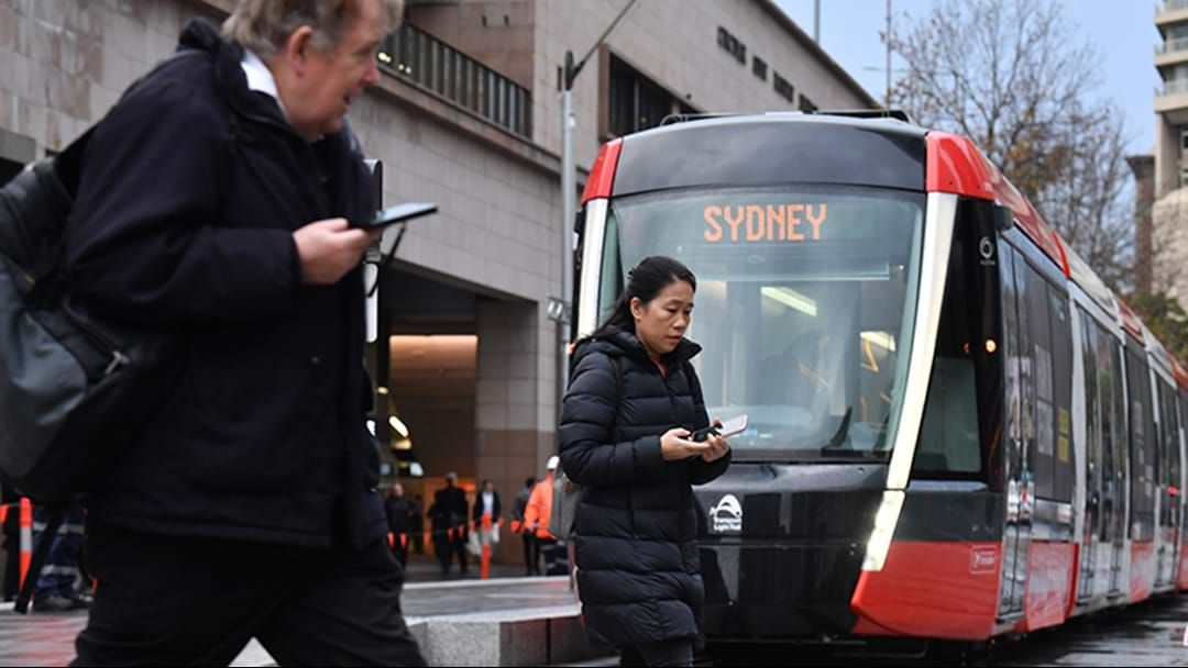Article heading image for Heads up! Sydney Locals Warned To Pay Attention As Tram Testing Begins