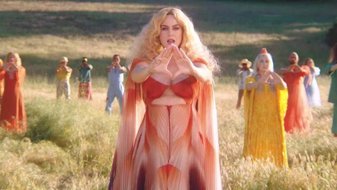 Article heading image for 'Never Really Over' Is A Return To The Katy Perry We Know And Love