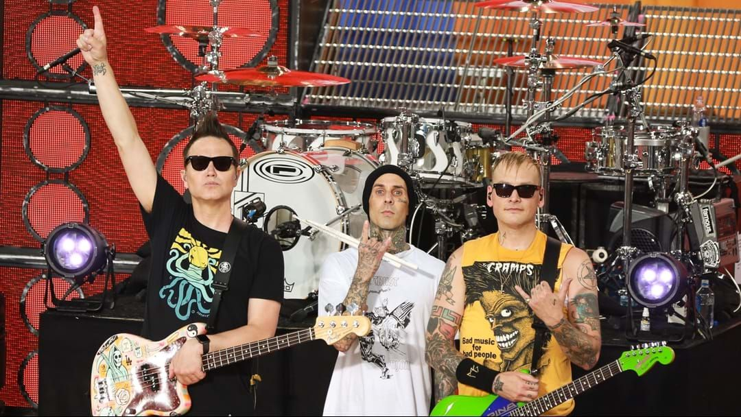 Article heading image for We Officially Have A Name And Release Date For Blink-182's New Album