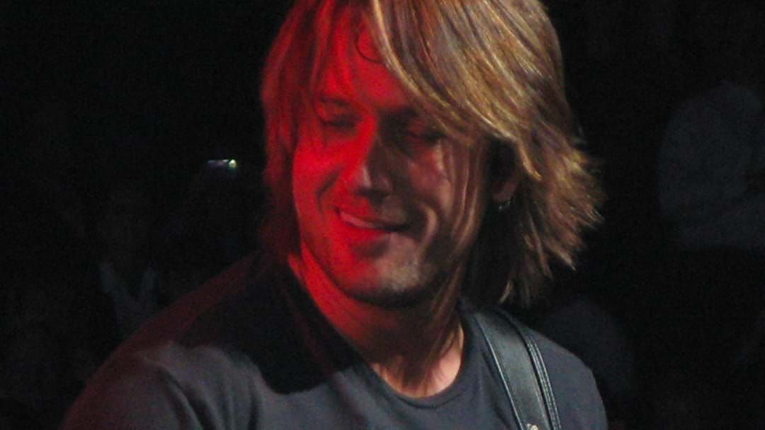 """Article heading image for We Ask Keith Urban: """"Who Does Your Hair?"""""""