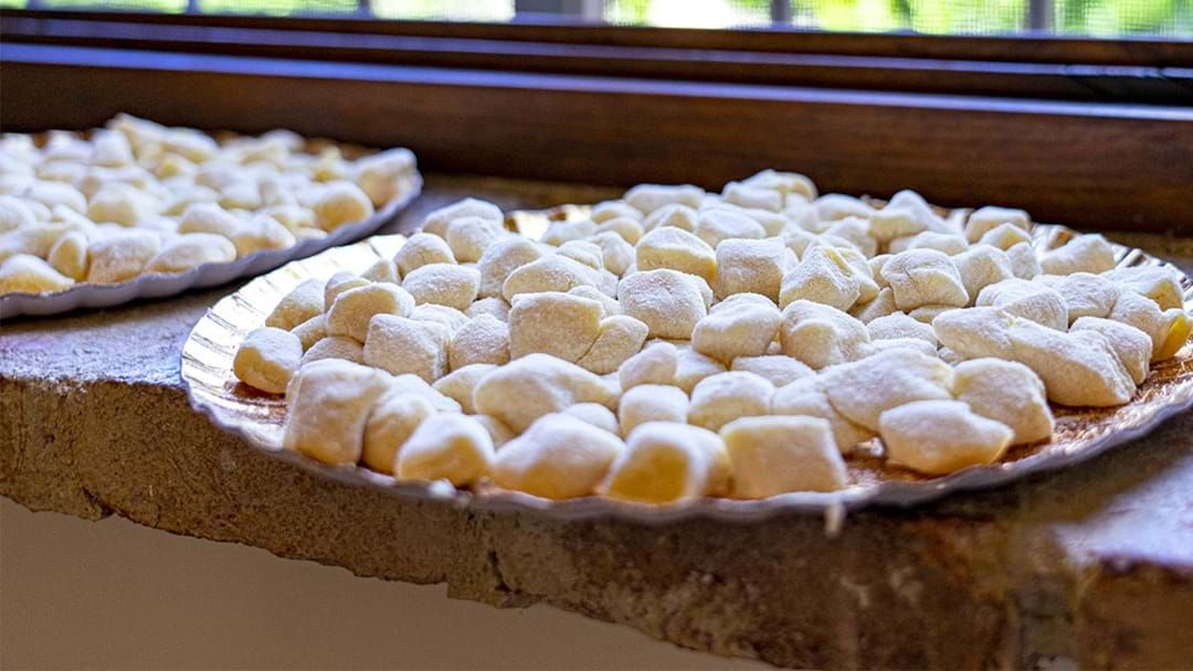 Article heading image for A Vegan All You Can Eat Gnocchi Day Is Happening Next Month!