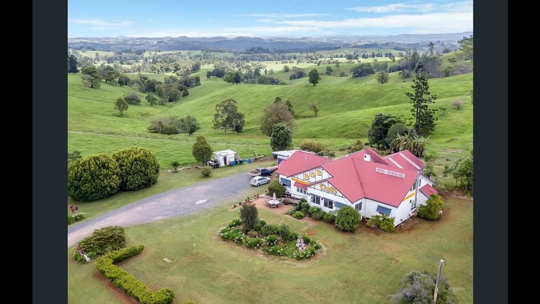 Article heading image for The Millaa Millaa Falls Teahouse is up for sale... and we're calling the bank now for a loan.