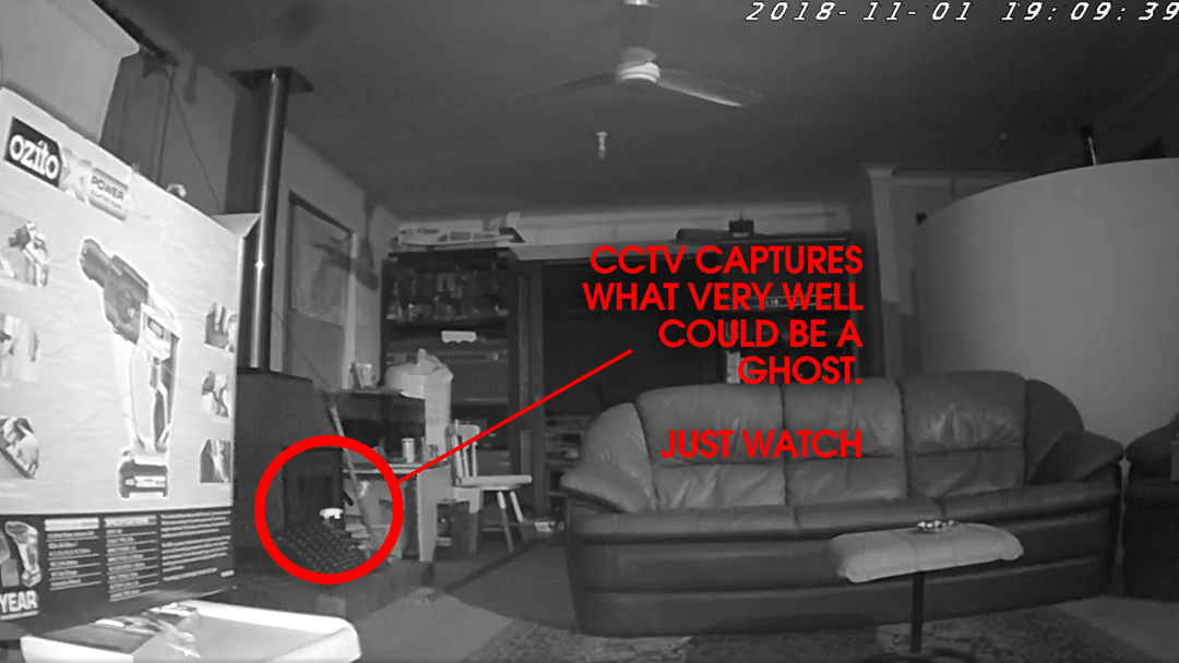 """Article heading image for Perth's Paranormal: """"We Actually Caught A Ghost On Cam"""""""