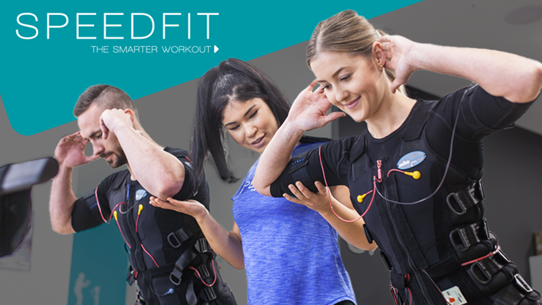 Competition heading image for Score a Voucher for SPEEDFIT Sessions!