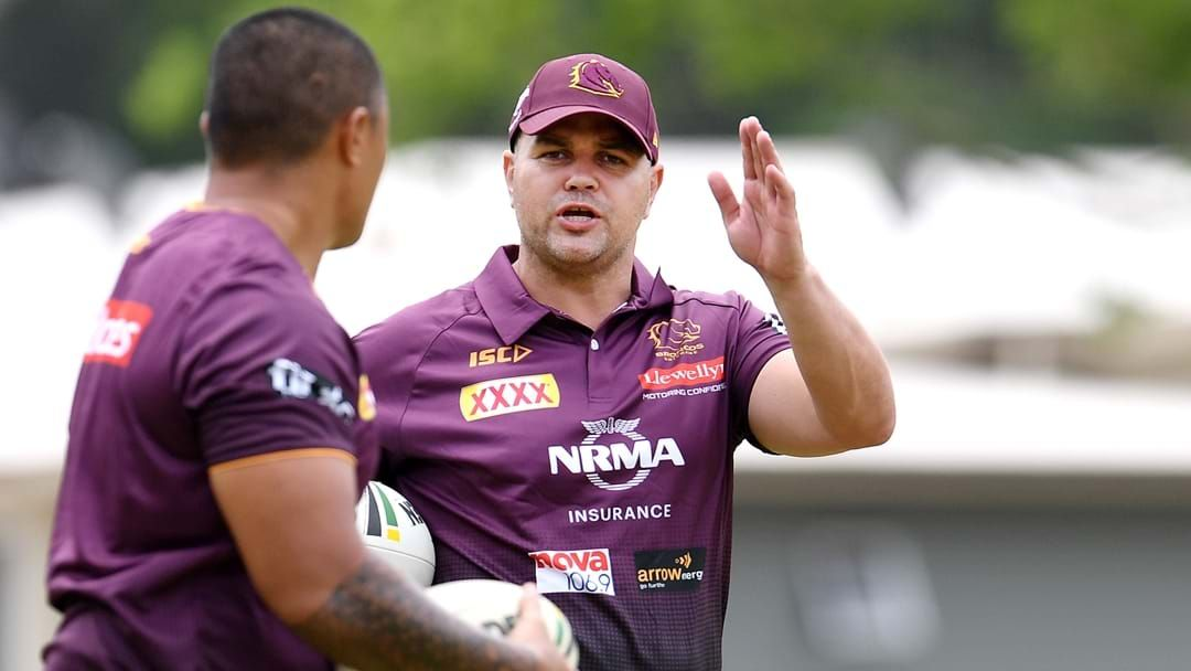 "Article heading image for Gorden Tallis Calls Bullshit On Anthony Seibold's ""Interesting"" Mid-Week Comments"