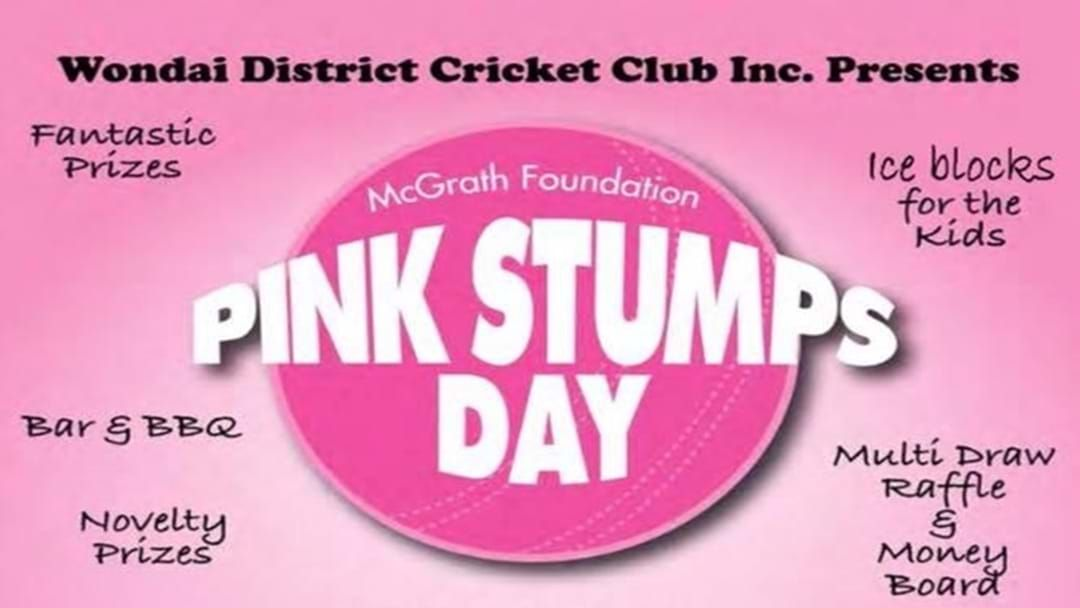 Article heading image for Pink Stumps Charity Lawn Bowls Night – Wondai