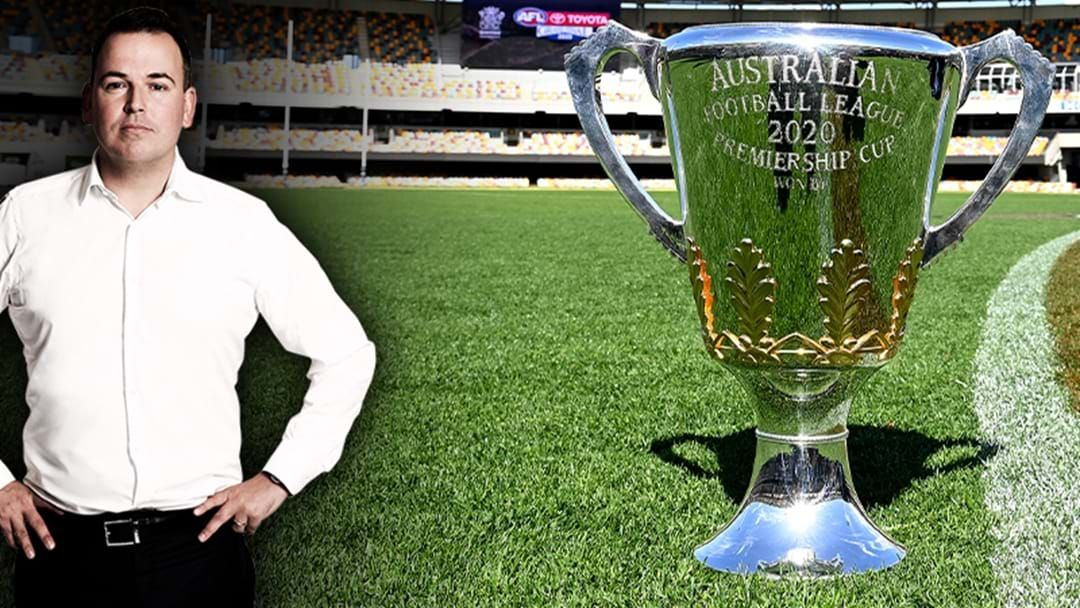 Article heading image for Tom Browne Explains The Finals Fixture