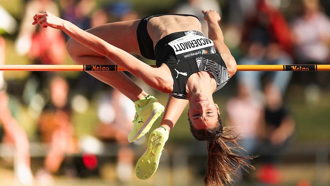 Article heading image for Central Coast Local Becomes First Australian Woman To Break High Jump's 2-Metre Barrier