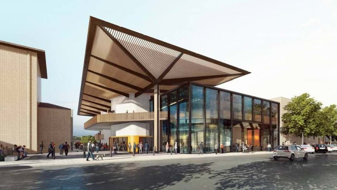 Article heading image for Plans Submitted For Redevelopment Of Albury Entertainment Centre