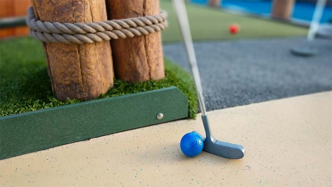 Article heading image for A Mini Golf Reality Show Is Coming To Aussie Screens And They Want You