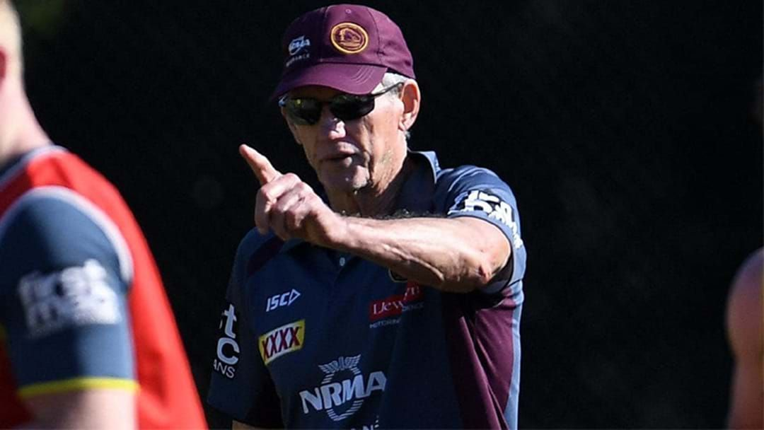 Article heading image for Report: Wayne Bennett To Stay On As Broncos Coach In 2019