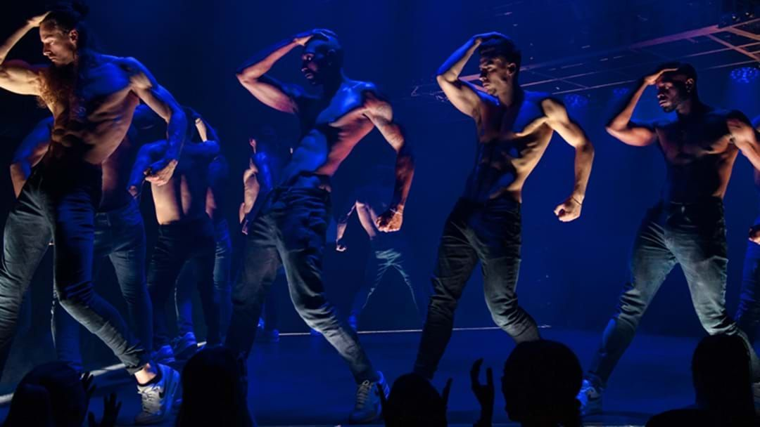 Article heading image for Yes Perth. The Magic Mike Stage Show Is Coming Here Next Year