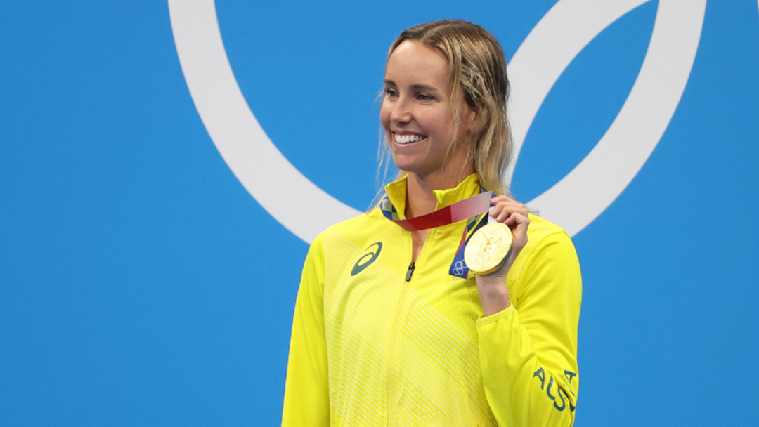 Article heading image for Emma McKeon Makes History Becoming Australia's Greatest Olympian Ever