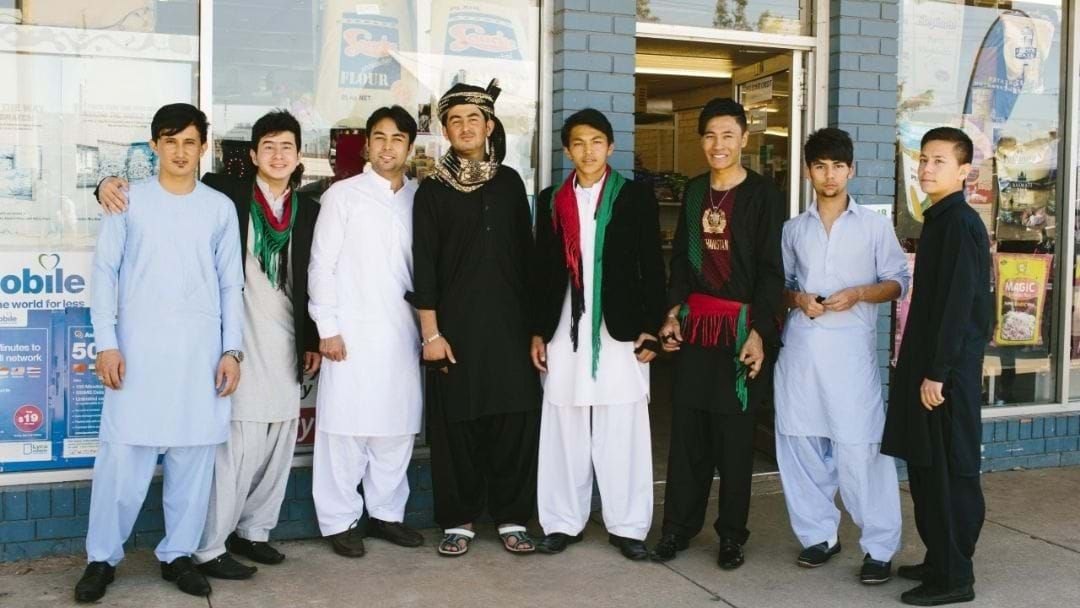 Article heading image for Shepparton's Afghani Community Will Light Up Culture Corner