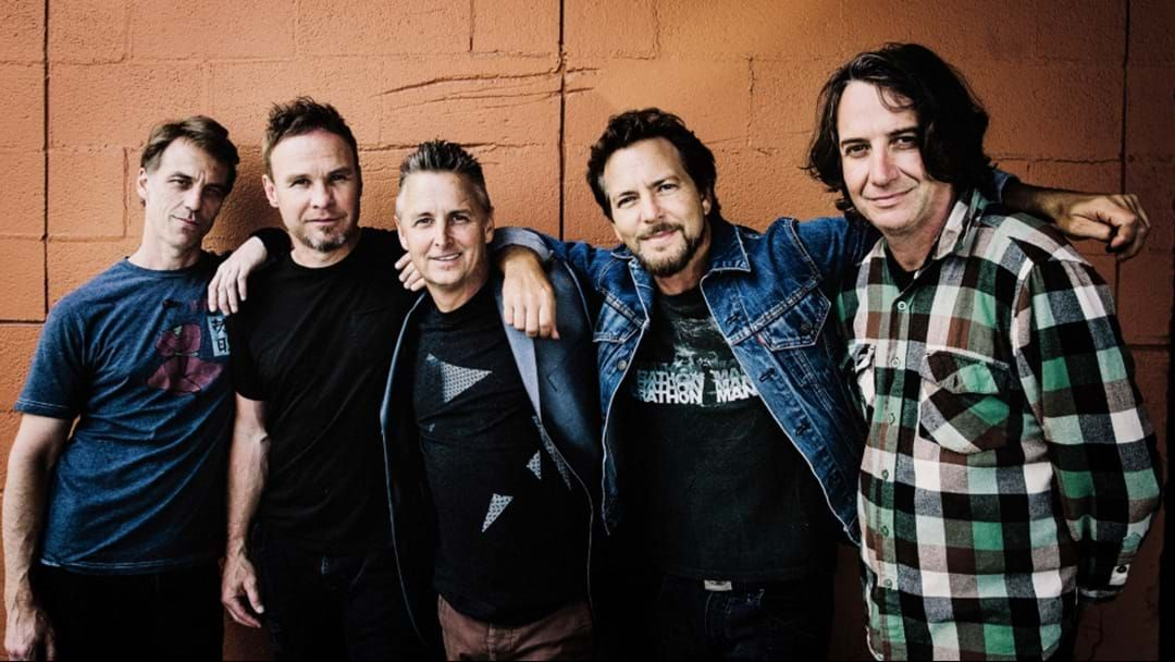 Article heading image for Pearl Jam Release Track Listing For New Album