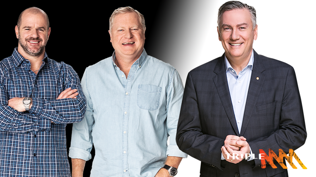 Eddie Mcguire Reacts To Nathan Buckley S Fine For Breaching Restrictions To Roo Ditts Triple M