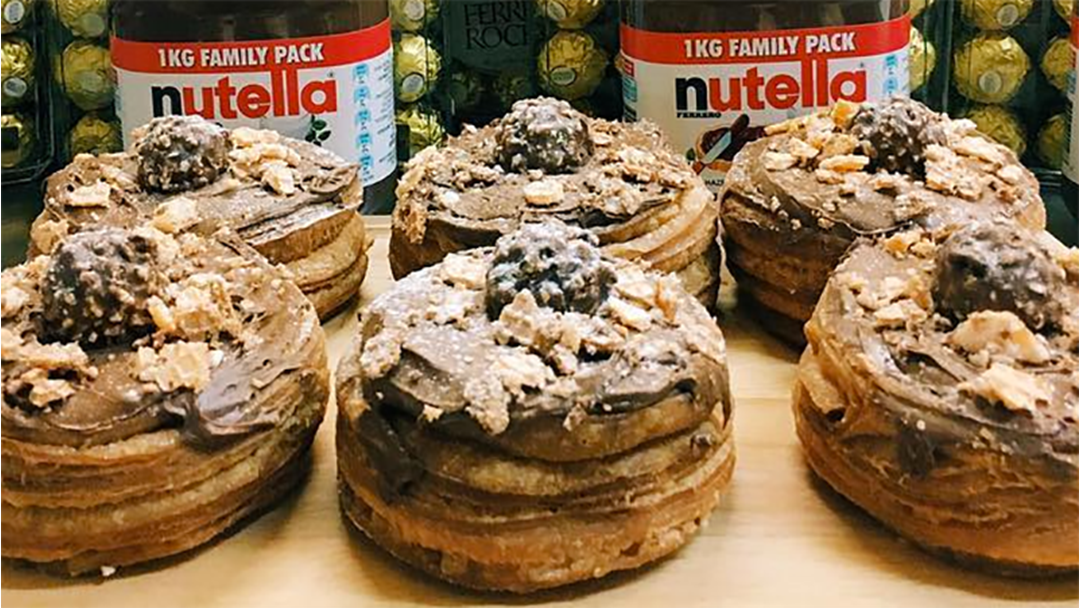 Article heading image for Melbourne Is Getting An All-You-Can-Eat Doughnut Buffet w/ Bottomless Milkshakes